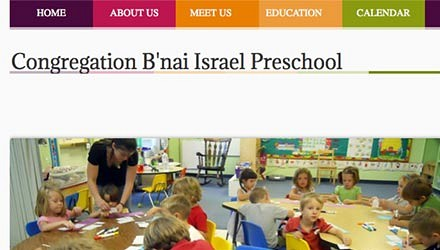 Congregation B'nai Israel Preschool
