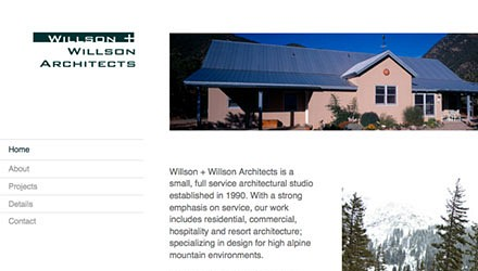 Willson + Willson Architects